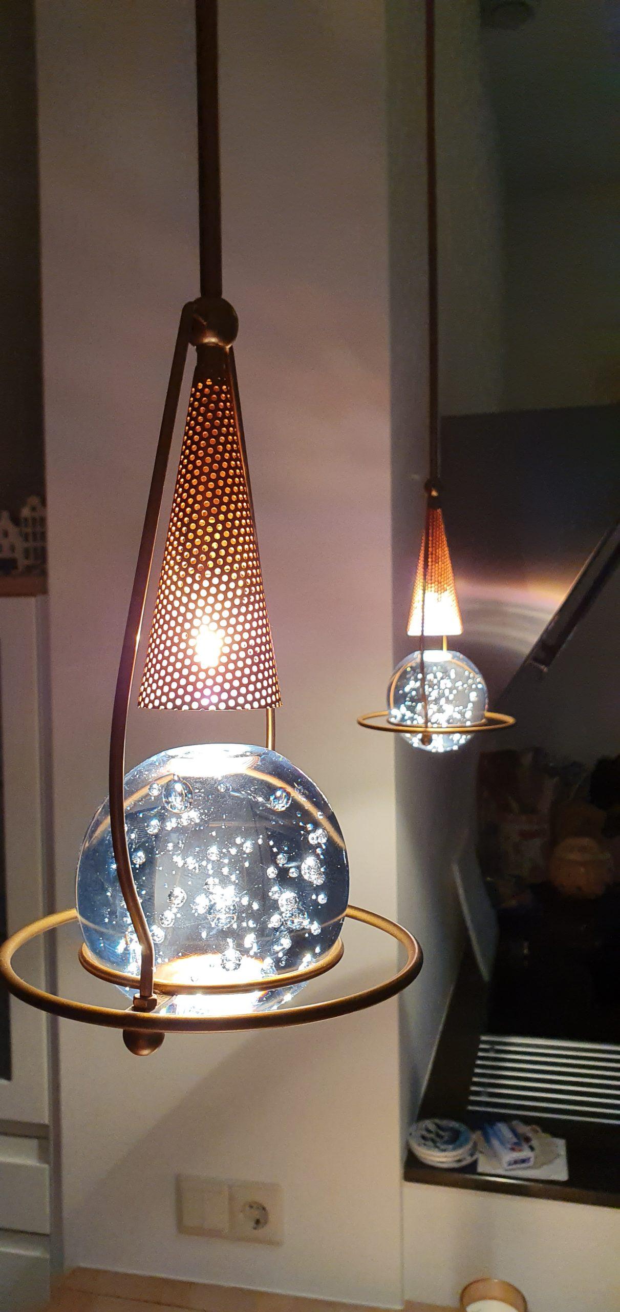 hanglamp closeup